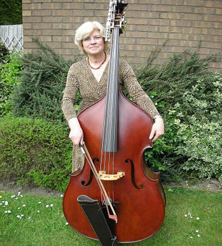 Dr Wendy Brown Solo Model bass & low C extension